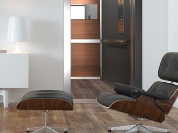 Diseño de gama de cabinas para unifamiliares, EMESA