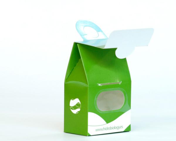 Packaging HIDROBIOLOGY, control de plagas