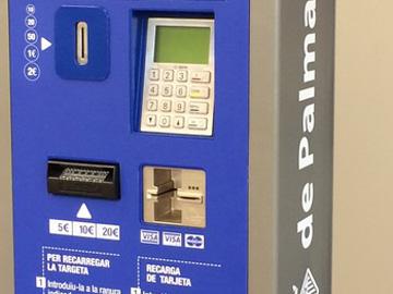 Rediseño e ingeniería de máquina de recargas de tarjetas