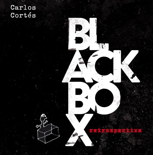 Diseño editorial, Black Box. Libro retrospectiva de Carlos Cortés