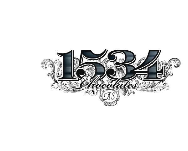 1534 Chocolates: diseño de marca