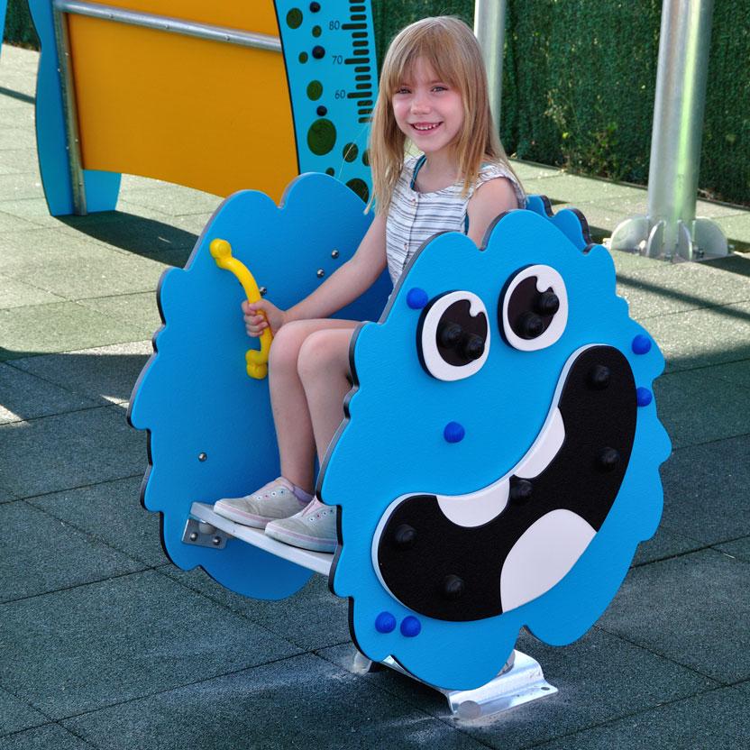 Parque Infantil Temático SPOOKY