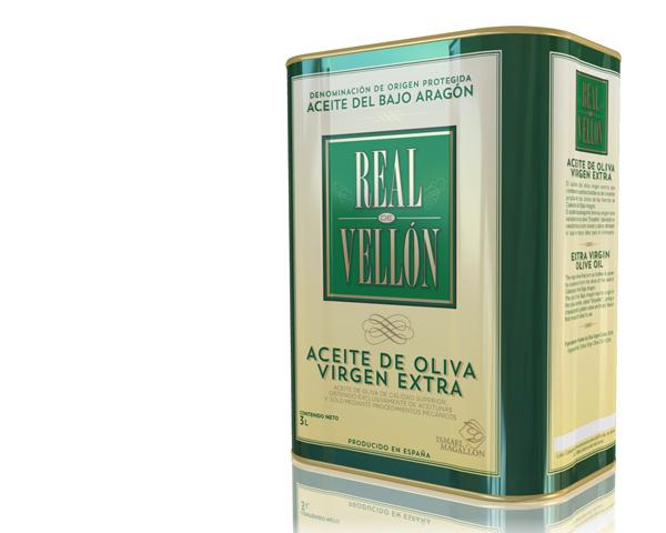 Real de Vellón: Rediseño de marca y nuevo envase