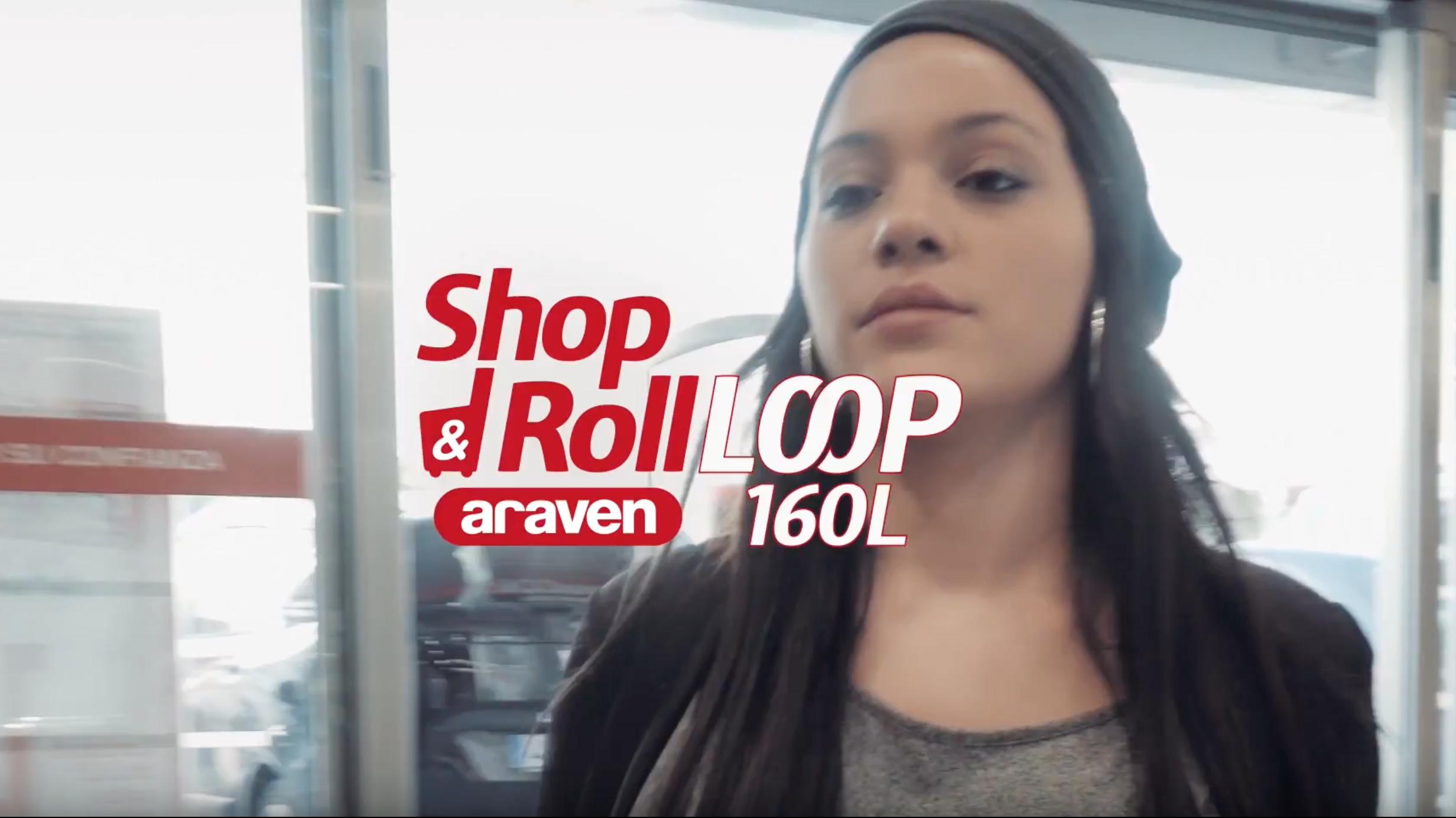 Video Shop&Roll Loop 160L. por Activa Diseño