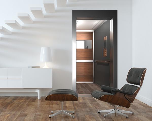 EMESA, Diseño de gama de cabinas para unifamiliares