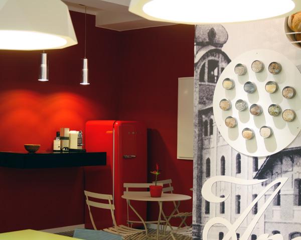 Diseño de interiores para Harinas Polo