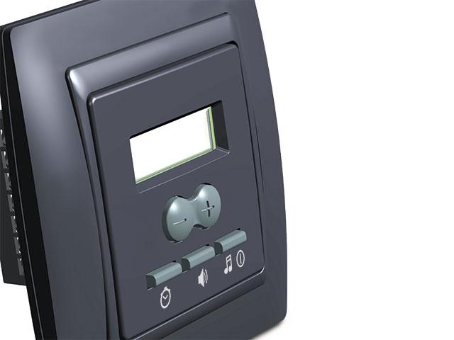 SIMON: Mando digital para control de sonido