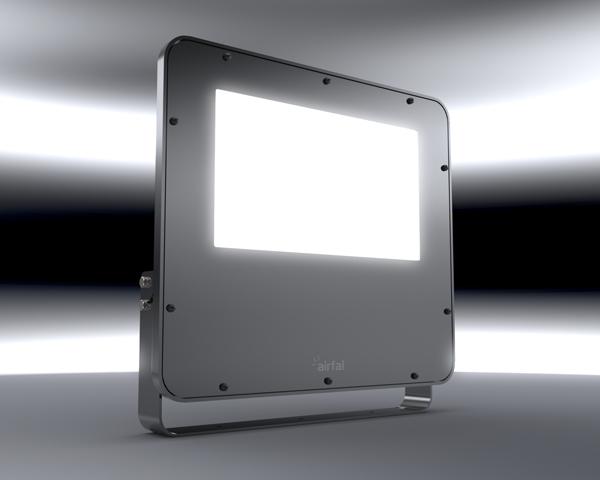 Diseño de proyector ATEX LED.