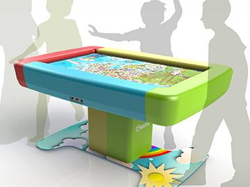 Mesa interactiva infantil Educca