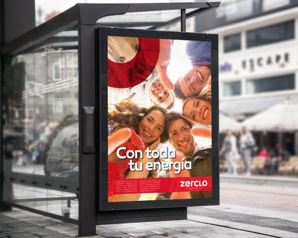 Zerclo Energía, Identidad corporativa y Branding empresa energética
