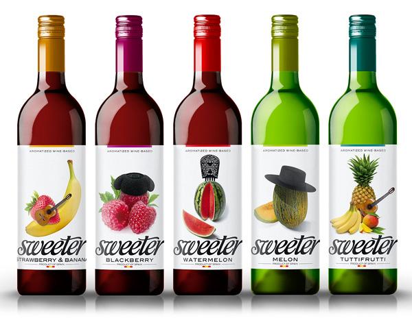 Sweeter: Nueva gama de vinos con sabor a frutas para exportación