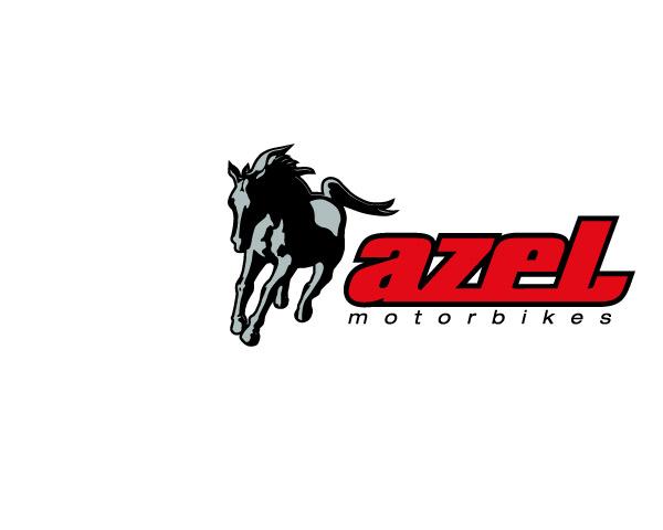 Azel motorbikes: diseño de marca