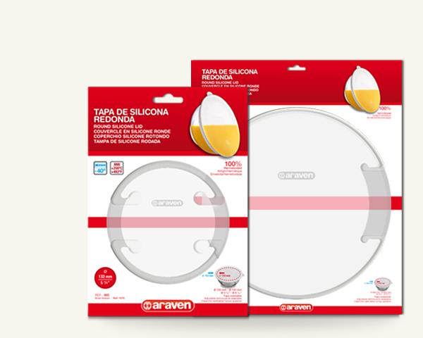 Diseño de Packaging Blister para Araven