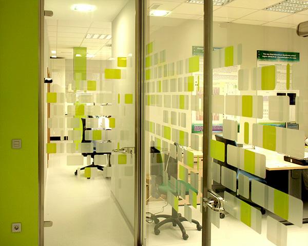 Diseño de interiores para laboratorio
