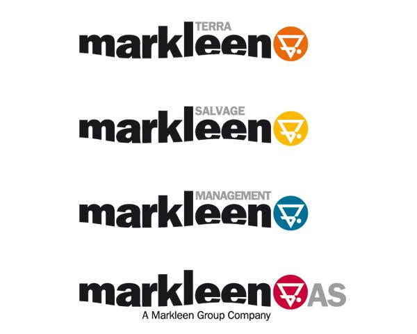Markleen: Diseño de marca multinacional
