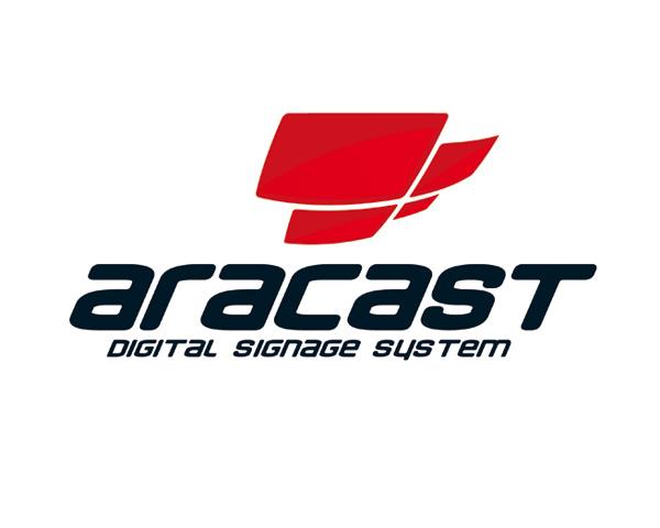 Aracast: Diseño de marca