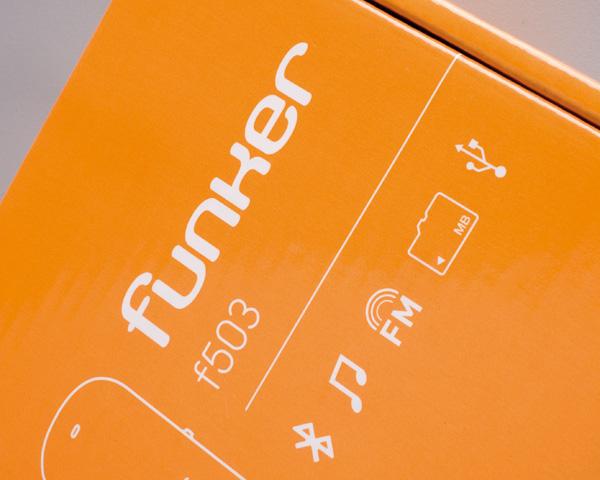 Funker: Diseño de marca equipos de telefonía móvil.