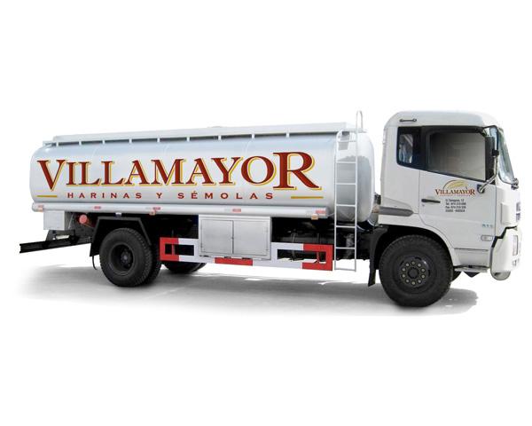 Harineras Villamayor: Rediseño de imagen de marca