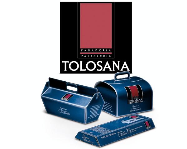 Tolosana: Diseño de marca