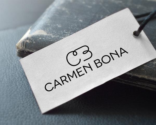 Identidad corporativa Carmen Bona