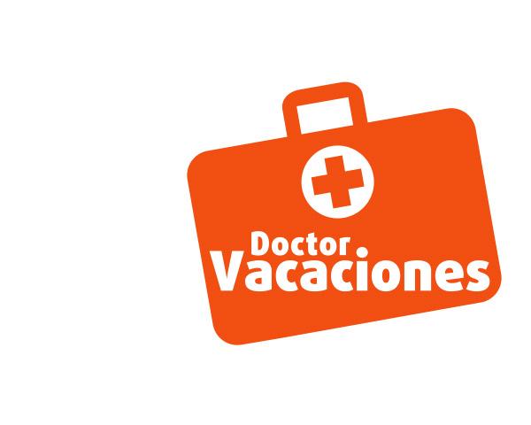 Doctor Vacaciones: diseño de marca