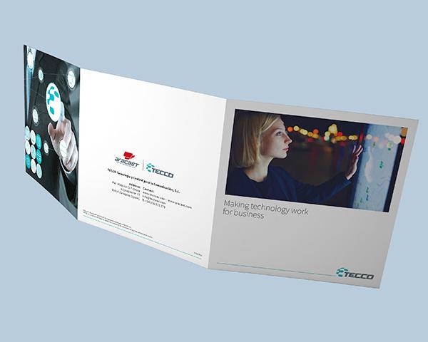 Dossiers feria Tecco, Activa Design