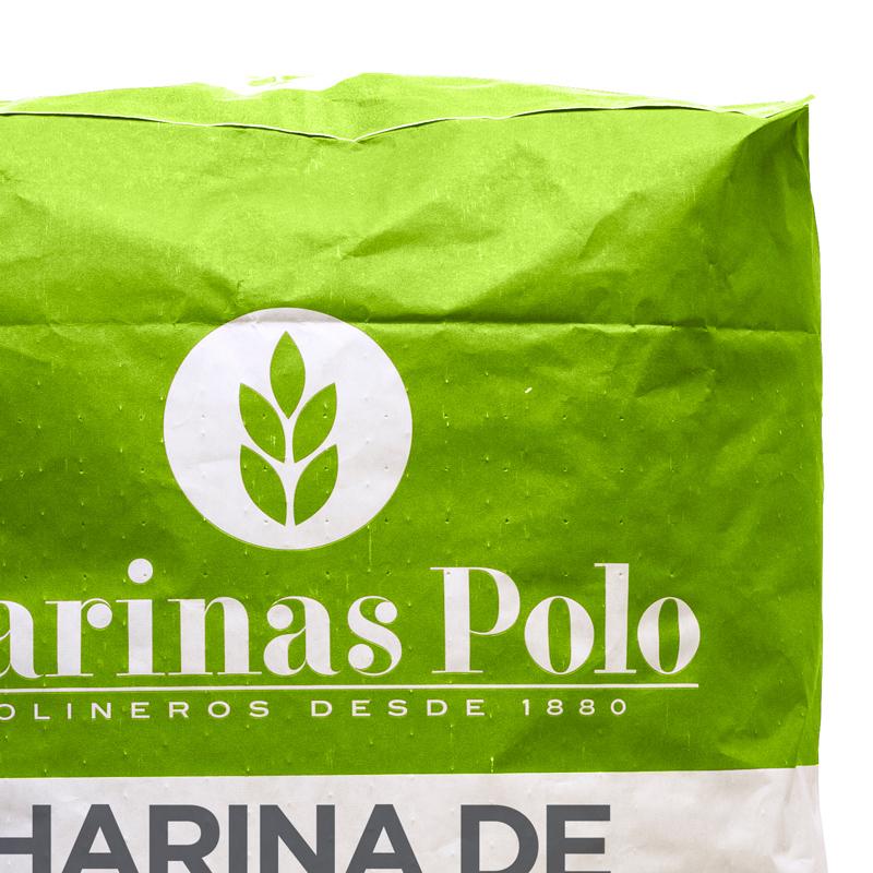 Nueva gama de envases para Harinas Polo