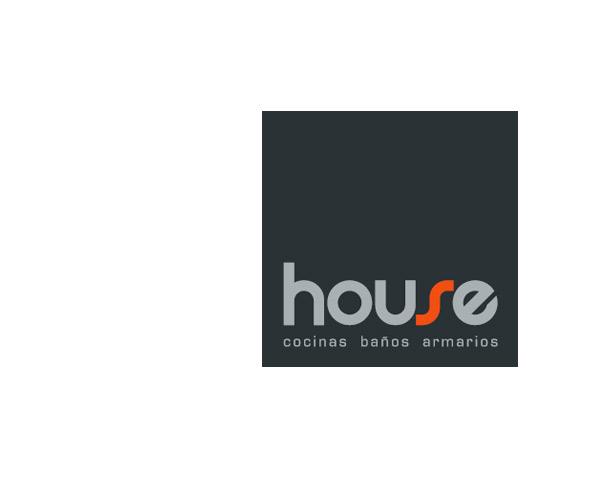 House, cocinas, baños y armarios: diseño de marca
