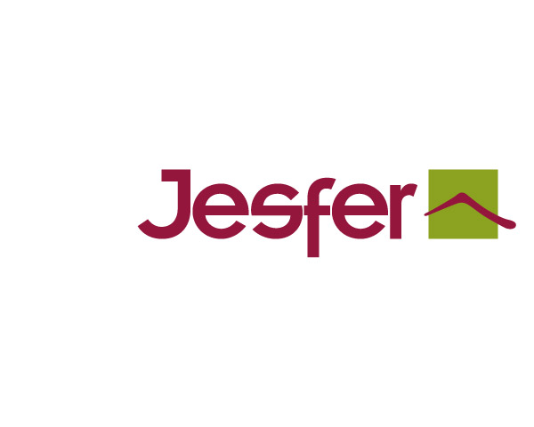 Jesfer, estructuras de madera: diseño de marca