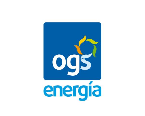 OGS energía, Diseño de Identidad Corporativa