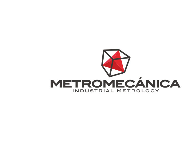 Metromecánica, industrial metrology: diseño de marca