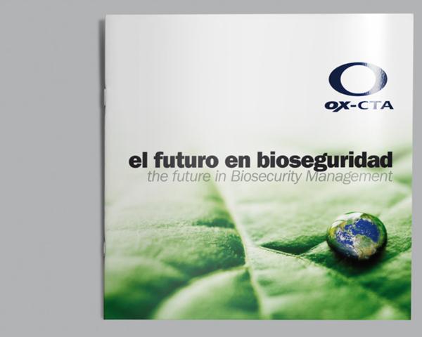 OXCTA Comunicación y packaging, Diseño Gráfico