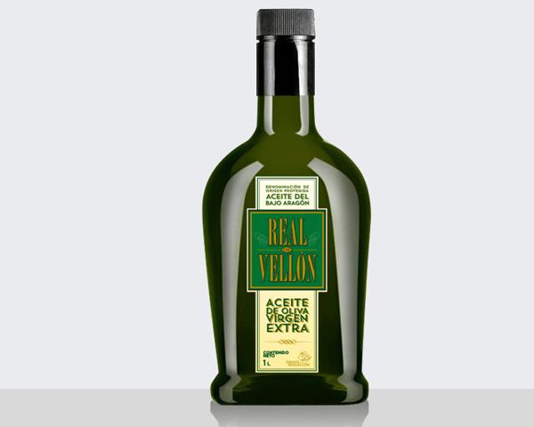 Real de Vellón Packaging de Aceite de Oliva