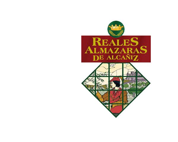 Reales Almazaras de Alcañiz: diseño de marca