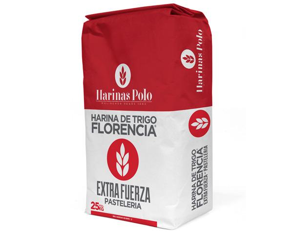Harinas Polo, Diseño de nueva gama de packaging