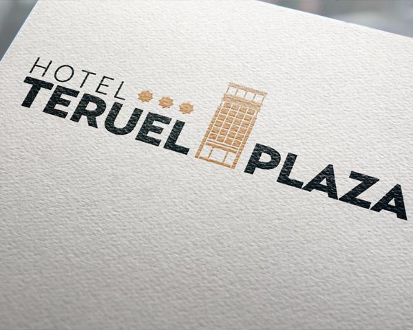 Branding, Hotel Teruel Plaza, identidad corporativa