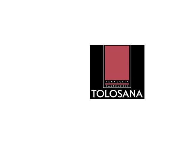 Panadería pastelería Tolosana: diseño de marca