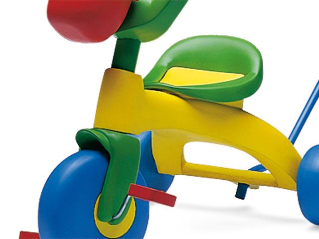 Gama de triciclos