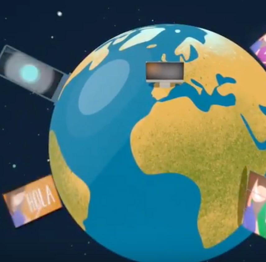 Aracast Digital Signage. Video de animación por Activa Design