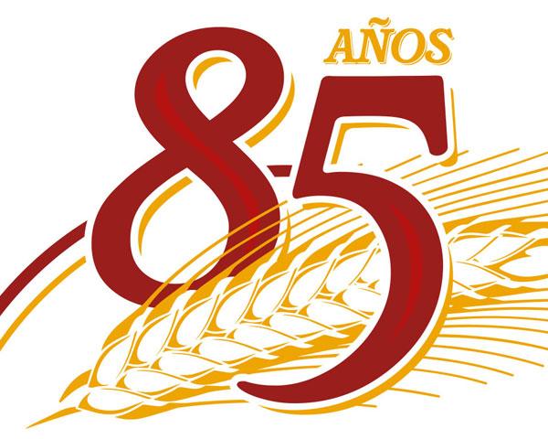 Nueva marca para el 85 aniversario de Harineras Villamayor