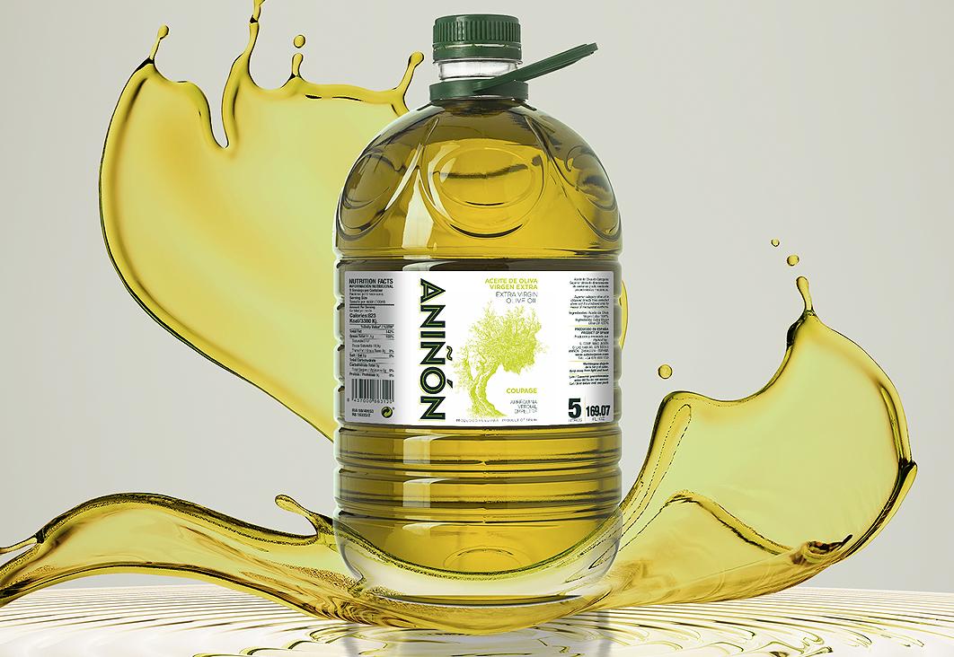 Aceite Aniñón. Solución económica para un aceite de gran calidad