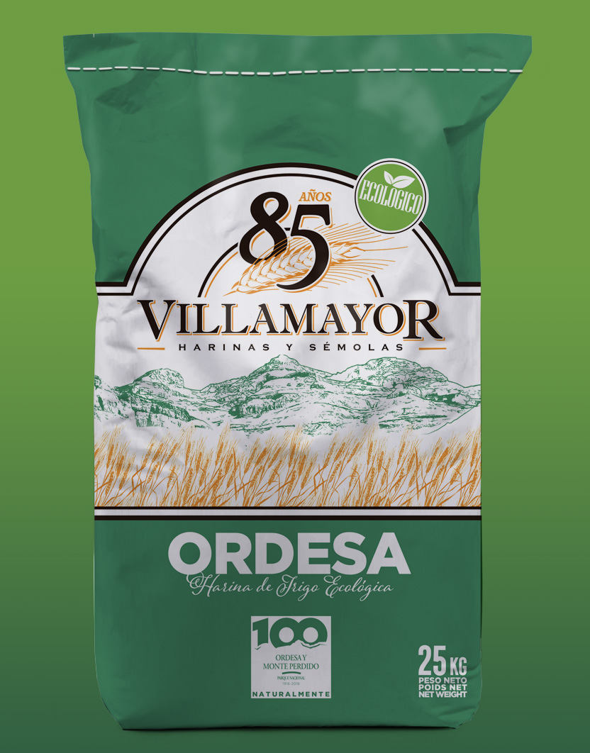 Villamayor Ordesa. Envase conmemorativo.
