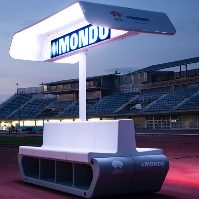 Nuevo equipamiento de Atletismo Tokio 2020